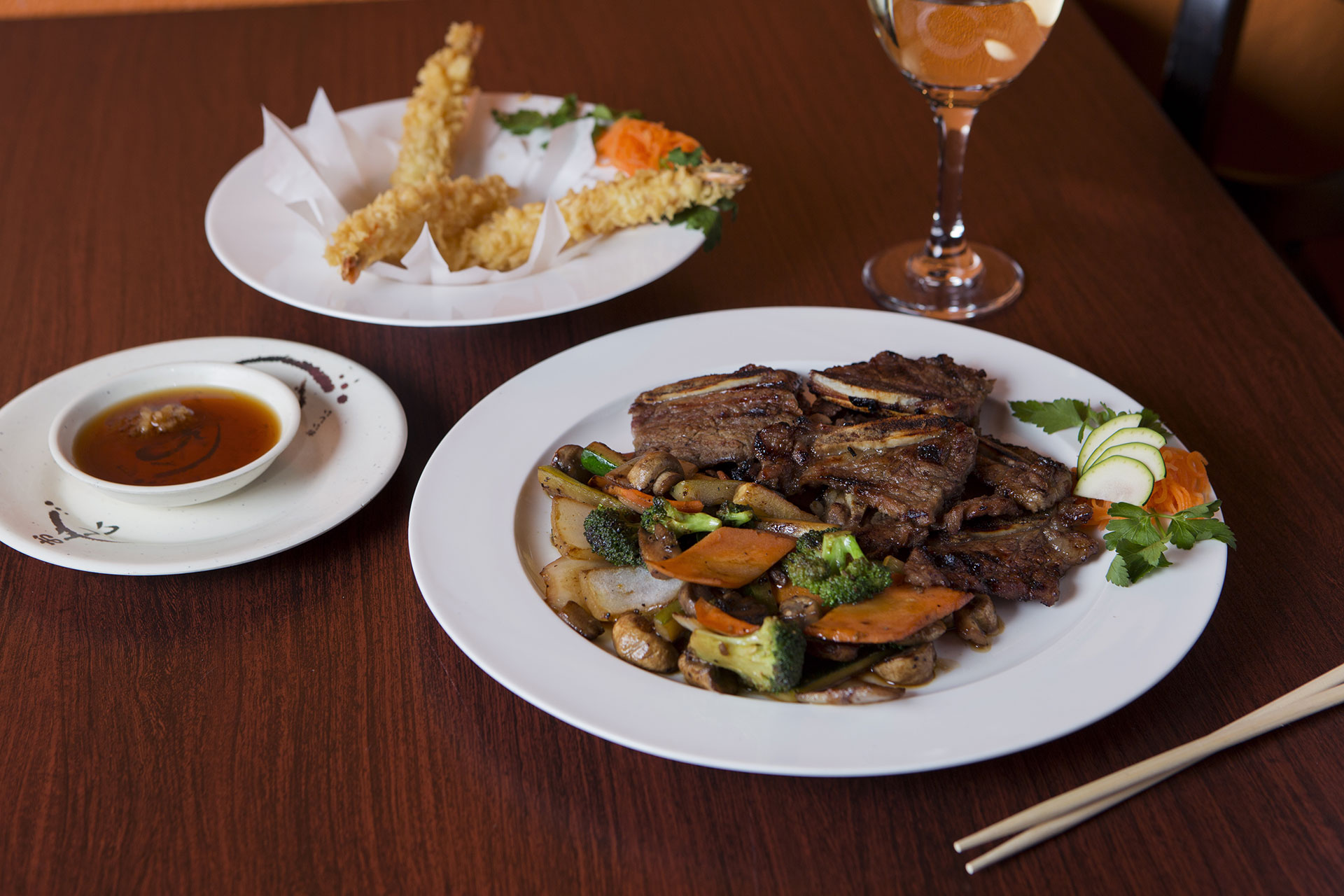 Roppongi Dinner