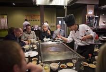 Hibachi Dinner Show