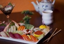 Entrees & Sushi